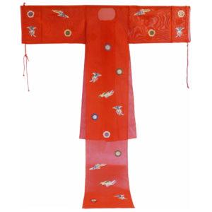 迦陵頻装束 袍